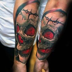 50 Badass Forearm Tattoos For Men - Cool Masculine Design Ideas