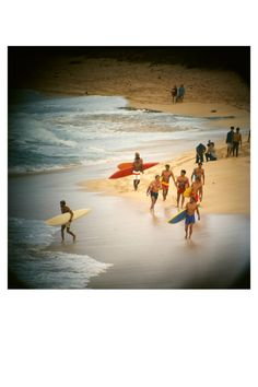 Duke contest finalists, Sunset Beach, 1968: Featured Product Image - waxposters.com