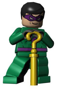 Lego Batman Riddler Pictures - Lego Batman Riddler Pics