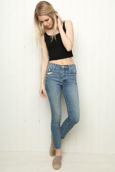Brandy ♥ Melville | Porsha Knit Tank - Clothing