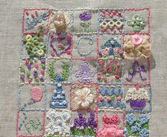 39 Squares - DSC07736_edited-1 by dishyvintage, via Flickr