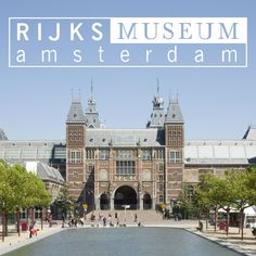 The Rijksmuseum is the Museum of the Netherlands, Amsterdam. Home of Rembrandt & Vermeer.