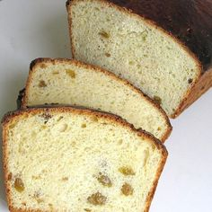 Lithuanian Easter Bread Recipe - Velykos Pyragas: Lithuanian Easter Bread or Velykos Pyragas... is made with a sweet yeast dough and white raisins.
