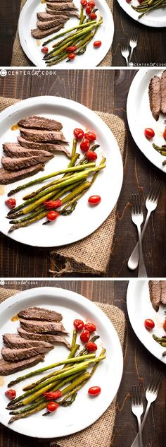 Balsamic Flank Steak