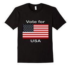 AJ:VOTE FOR USA T-Shirt Exclusive - Male - Black AJ-The World's Best http://www.amazon.com/dp/B016VMG1BW/ref=cm_sw_r_pi_dp_7IMmwb0HHN2E1 #usa #tshirt