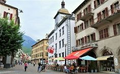 Adrian Woodford explores the picturesque medieval streets of a diminutive Swiss city that still behaves like a capital.