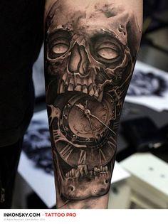 Tattoo by Julen Muñoz