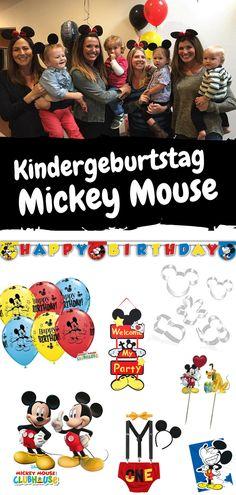 Die 61 besten Bilder von Kindergeburtstag ▷ Mickey Mouse in 2019