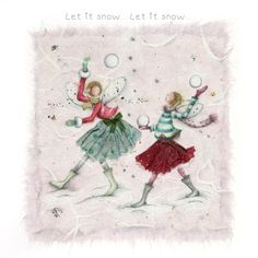 Cards » Let it snow...Let it snow... » Let it snow...Let it snow... - Berni Parker Designs
