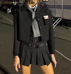 Grunge Outfits, Classy Outfits, Casual Outfits, Cute Outfits, Fashion Outfits, Vogue, High Fashion, Womens Fashion, Mode Streetwear