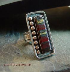 Tiger Iron Ring: contrariwise