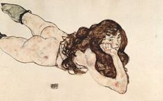 Egon Schiele erotic works
