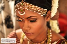 South Indian Bridal Looks by Shindy Makeup Artist (Photography by UKatePhoto, Fuzon Photography and Arunn G Photography) - ModernRani - South Asian Wedding Blog & Directory