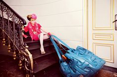 Lisa CARLETTA — 2011 / Festival Internationale de la photographie de mode