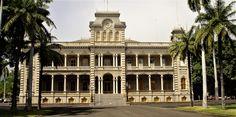 Iolani Palace, Honolulu