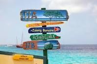 Bonaire, a beautiful little island with fabulous diving, just off Venezuela