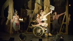 The Threepenny Opera (National Theatre, London) Set Design by Vicki Mortimer Lotte Lenya, The Threepenny Opera, Rory Kinnear, National Theatre Live, Theatre Reviews, The Knack, Theatre Stage, Scenic Design, Orchestra