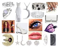 """#337 Lunatone Theme"" by kitty-styles-horan-biedka on Polyvore featuring beauty, Chicwish, Carolina Glamour Collection, Bling Jewelry, Ross-Simons, Qupid, White House Black Market, River Island, LASplash and Proenza Schouler"