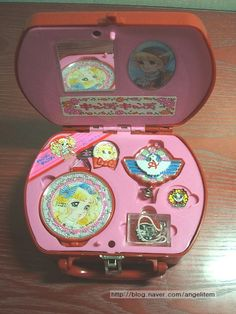 El joyero de Candy - Mercadotecnia y memorabilia de CC Japanese Toys, Cute Japanese, Vintage Japanese, Candy Anthony, Dulce Candy, 90s Toys, Holly Hobbie, Toys Shop, Cute Images