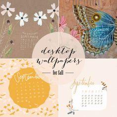 10 Free Desktop Wallpapers for Fall