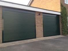 Fir Green roller doors installed in Cambridgeshire.