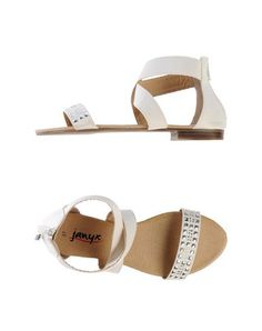 I found this great JANYX Sandals on yoox.com. Click on the image above to get a coupon code for Free Standard Shipping on your next order. #yoox Coupon Codes, Wedding Stuff, Sandals, Free, Image, Shoes, Women, Fashion, Moda
