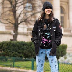 #LubakiLubaki   #AlexandreGaudin @Thecatzpajamas #After @LeonardParis #PFW www.lubakilubaki.com by Alexandre Gaudin #StreetStyle #Photo #AnaCristina #Model #ModelOffDuty #Style #Fashion #WomensFashion #Look #Mode #Streetlook #Fashionweek #Fashionweekparis #FallWinter #FW16 #Readytowear #Womenswear #LeonardParis #Paris http://ift.tt/1nRmnY5