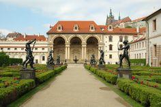 Wallenstein Gardens, Prague