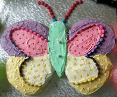 easy+butterfly+cake   Easy Birthday Cakes (for girls) « Yummy Mummy