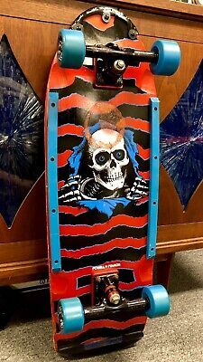 Find Many Great New Used Options And Get The Best Deals For Vintage Powell Peralta 1984 Ripper Red Dip Pig Ska Classic Skateboard Vintage Skateboards Peralta