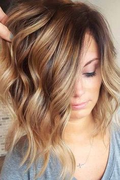 Blonde and Brown Hair Highlights picture2