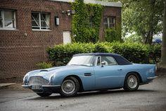 Aston Martin - Get ready for a chase! Classic Motors, Classic Cars, Classic Aston Martin, Martin Car, Aston Martin Lagonda, British Sports Cars, Car Restoration, Car Wheels, Car In The World