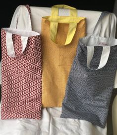 Bees Wrap, Reusable Shopping Bags, Couture Sewing, Couture Tops, Cute Diys, Easy Sewing Projects, Save The Planet, Fabric Design, Boss