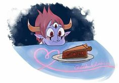 Star vs the Forces of Evil Tom x Pie