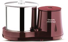 Butterfly Rhino Table Top Wet Grinder with Attachments