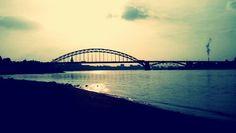 Waalbridge, Nijmegen, the Netherlands [Hailong Li]
