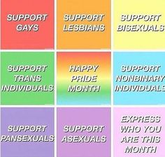18 Libra/ Bi/ (She/Her)/ Western Canadian/In a relationship💕/🌱 Taste The Rainbow, Rainbow Stuff, Stupid Funny Memes, Equality, Lesbian, Positivity, Feelings, Pride Quotes, Lgbt Quotes