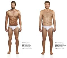 Body perfect guy What is
