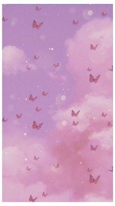 simple wallpaper aesthetic pink