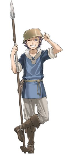 Fire Emblem: Awakening - Donnel