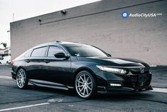 20 Ferrada Wheels Fr4 Silver Machined With Chrome Lip Rims In 2020 Honda Accord Custom Honda Accord Sport Honda Accord