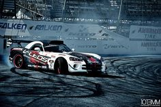 2011 Formula Drift Round 7 Title Fight Qualifying Championship by 1013MM, via Flickr