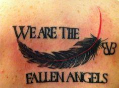 Angels - Black Veil Brides | Tattoo | Pinterest | Chang'e 3 Brides ...