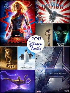 The 2019 Disney movies list is here! Check out what's coming to the movies in 2019 from Walt Disney Studios and Marvel Studios. Disney Vacation Planning, Disney Vacations, Film Disney, Disney Movies, Disney And Dreamworks, Disney Pixar, Movies Coming Out, Walt Disney Studios, Dc Comics