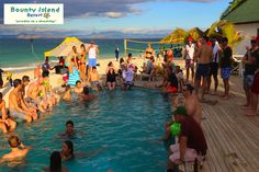 Bounty Island Resort - 'its paradise on a shoestring'! Get the island feel and relax at this exotic tropical island.