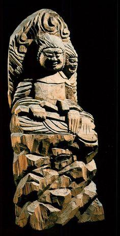 CkQ8aF_UkAAJxNs.jpg (517×1013)  Enku (1632 - 1695)