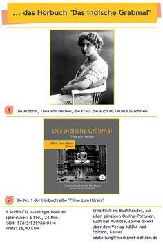 ... mal etwas für unsere Hörbuch-Reihe tun! Movies, Poster, Movie, Author, Reading, Kassel, Films, Cinema, Film