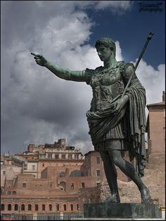 imperator - commander (a title conferred under the Republic on a victorious general and under the Empire on the emperor).