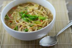 Vegan Ramen Noodles  (only 5 ingredients)
