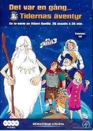 Det var en gång: tidernas äventyr [Videoupptagning] #dvd #film #barnfilm